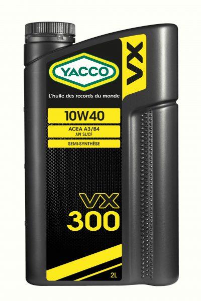 VX300-10w40